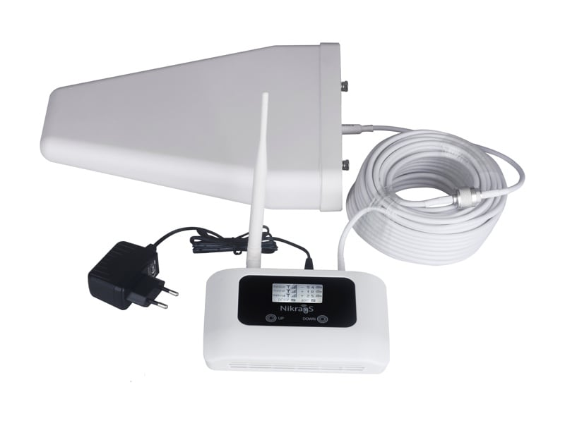 mobile signal booster Nikrans LCD-1503G