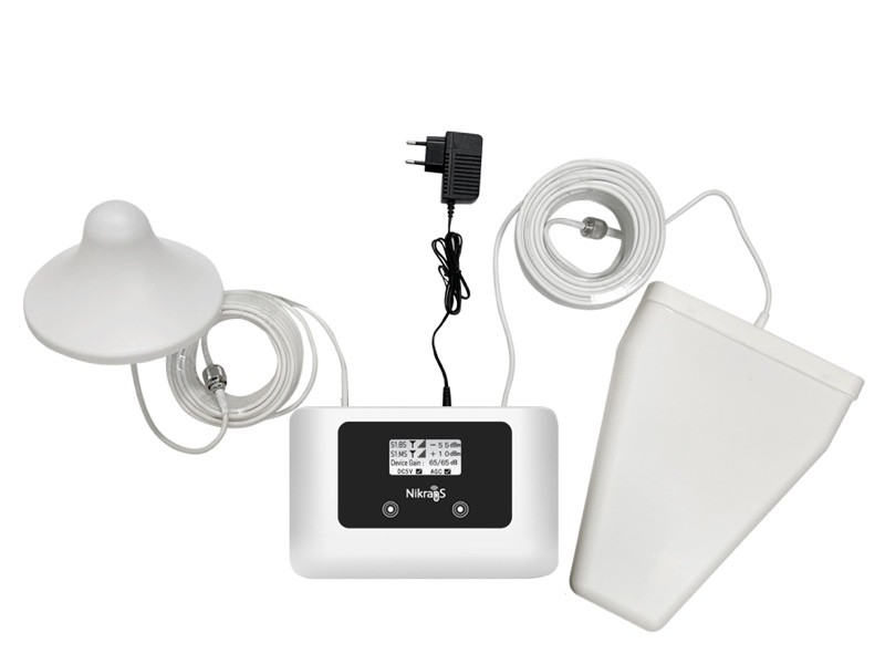 mobile signal booster Nikrans LCD-3503G