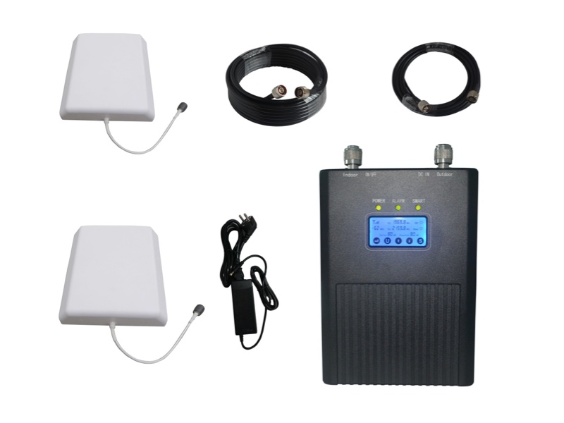5-Band Signal Booster Nikrans NS-300-Smart