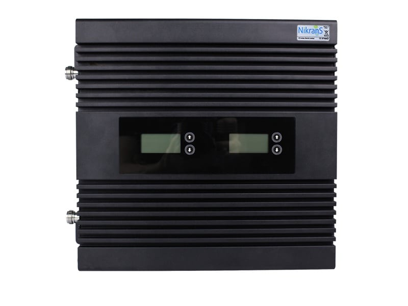4G Signal Repeater Nikrans LCD800-GSM+4G