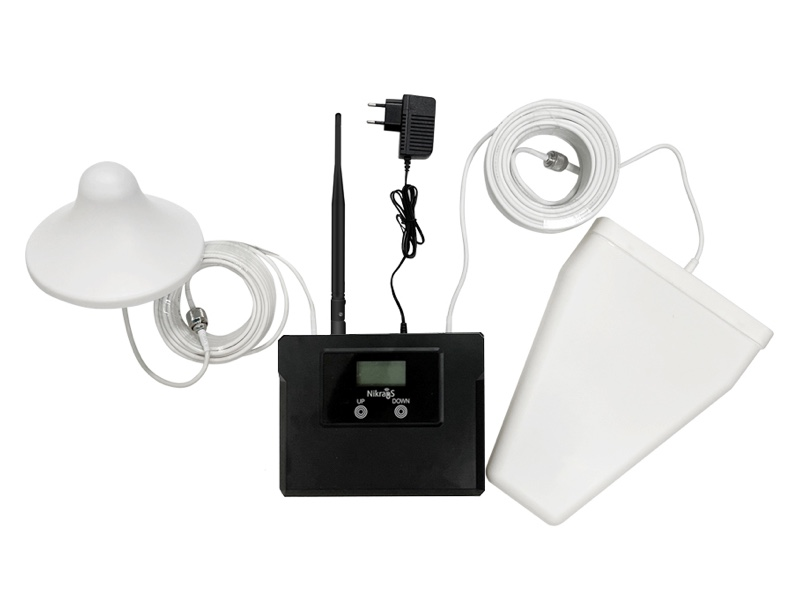 phone signal booster Nikrans LCD400-GSM+4G