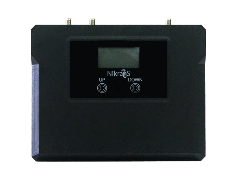 GSM 4G/LTE Signal Repeater Nikrans LCD600 GSM+4G