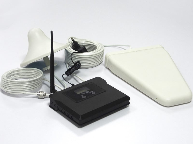phone signal booster Nikrans LCD250-4G-D