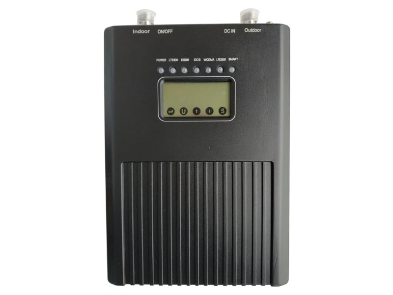 GSM, 3G & 4G LTE Marine Signal Amplifier Nikrans NS-Smart-Boats image 1