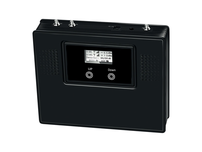 Tri Band Signal Booster LCD-1000GDW